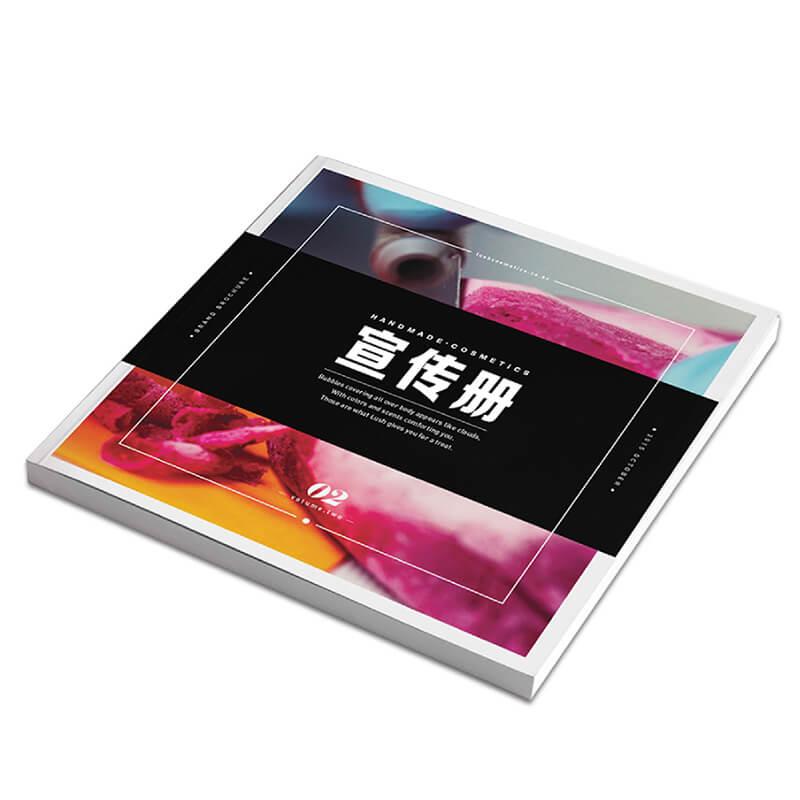 企业宣传画册高端定制印刷